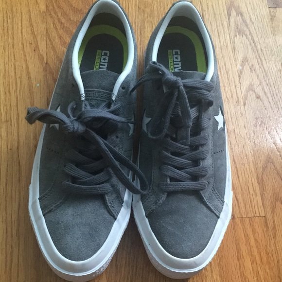 8d6820bc826 Converse Shoes - Converse Cons One Star Pro Low Top Suede
